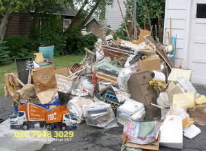 house-waste-London