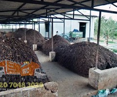 Composting on an Industrial Level