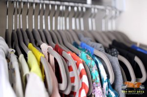 The hanger method will help you declutter your wardrobe